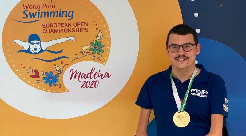 ORO! Francesco Bettella campione europeo 100 mt dorso